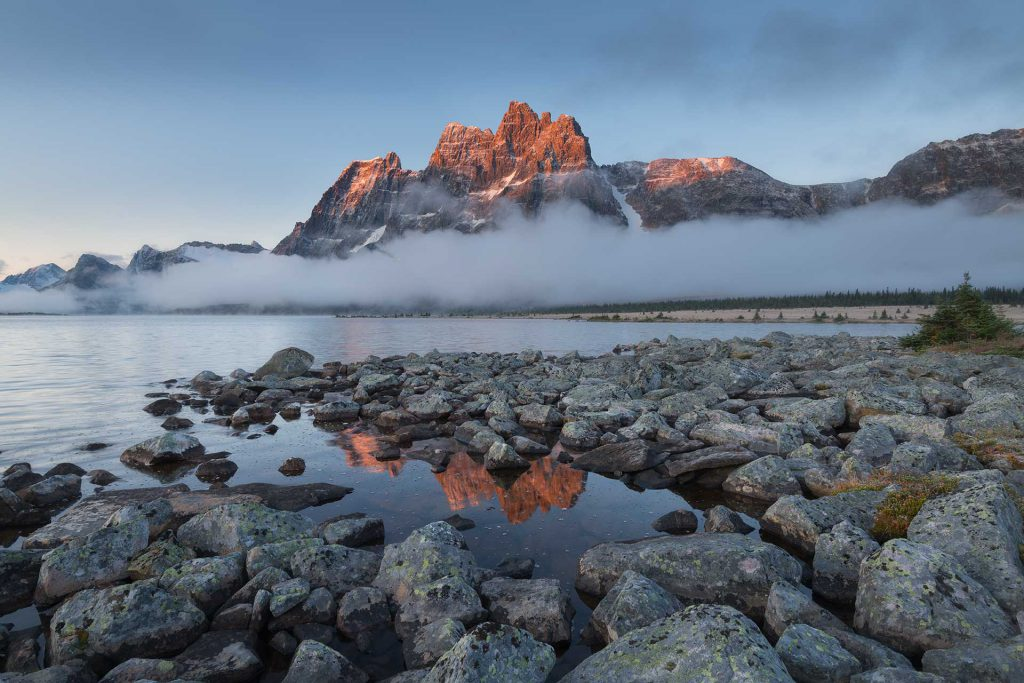 Tonquin Valley - Photo By Adam Gibbs